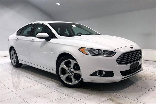 2016 Ford Fusion for sale in Stafford, VA