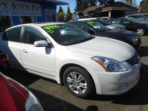 2011 Nissan Altima for sale at Lino's Autos Inc in Vancouver WA