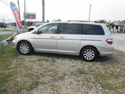 2006 Honda Odyssey for sale at Advance Auto Sales in Florence AL