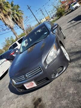 2012 Nissan Maxima for sale at JR Auto Inc in San Antonio TX