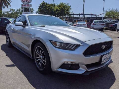 2015 Ford Mustang for sale at Convoy Motors LLC in National City CA