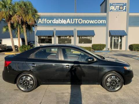 2010 Kia Forte for sale at Affordable Autos in Houma LA