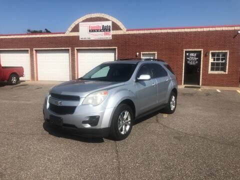 2014 Chevrolet Equinox for sale at Family Auto Finance OKC LLC in Oklahoma City OK