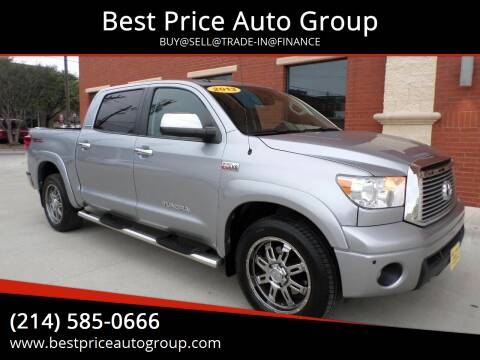 2013 Toyota Tundra for sale at Best Price Auto Group in Mckinney TX