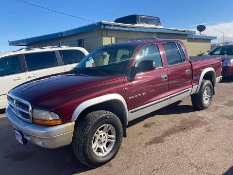 2002 Dodge Dakota for sale at Dakota Auto Inc. in Dakota City NE
