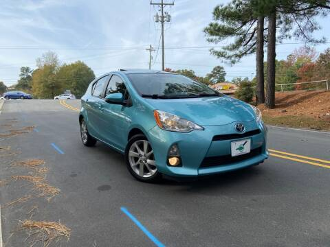 2014 Toyota Prius c for sale at THE AUTO FINDERS in Durham NC