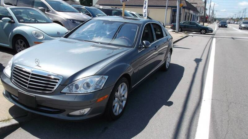 2008 Mercedes-Benz S-Class for sale at MIRACLE AUTO SALES in Cranston RI