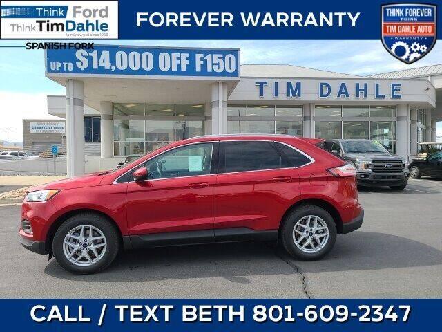 2021 Ford Edge for sale in Spanish Fork, UT