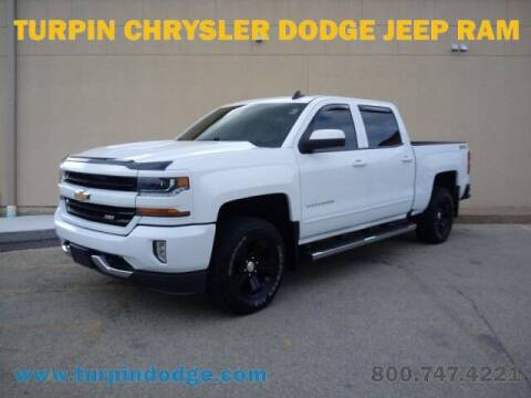 2017 Chevrolet Silverado 1500 for sale at Turpin Dodge Chrysler Jeep Ram in Dubuque IA