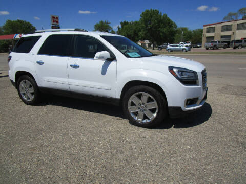 2017 GMC Acadia Limited for sale at Padgett Auto Sales in Aberdeen SD