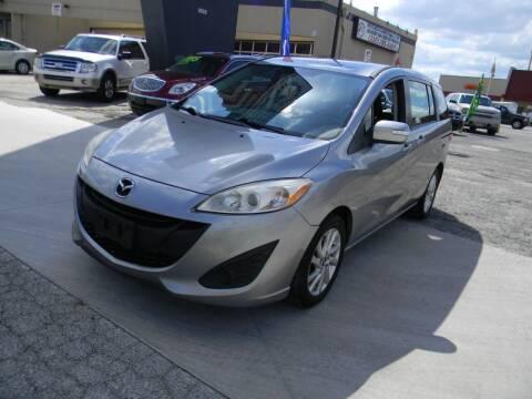 2013 Mazda MAZDA5 for sale at Meridian Auto Sales in San Antonio TX