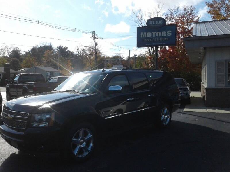 2012 Chevrolet Suburban for sale at Route 106 Motors in East Bridgewater MA