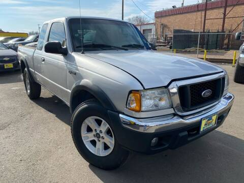 2005 Ford Ranger for sale at New Wave Auto Brokers & Sales in Denver CO