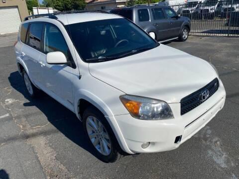 2006 Toyota RAV4 for sale at 101 Auto Sales in Sacramento CA