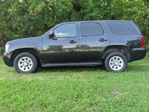 2012 Chevrolet Tahoe for sale at Harris Motors Inc in Saluda VA