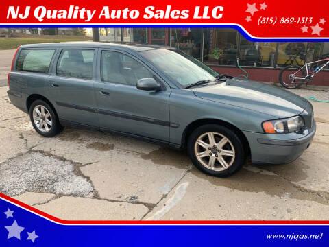 2002 Volvo V70 for sale at NJ Quality Auto Sales LLC in Richmond IL
