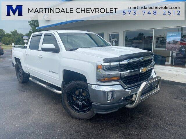 2016 Chevrolet Silverado 1500 for sale at MARTINDALE CHEVROLET in New Madrid MO