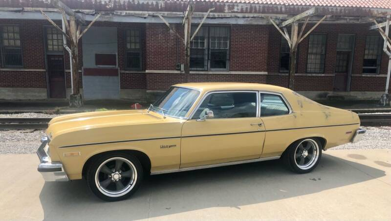 1973 Chevrolet Nova for sale at Countryside Classics in Russellville KY