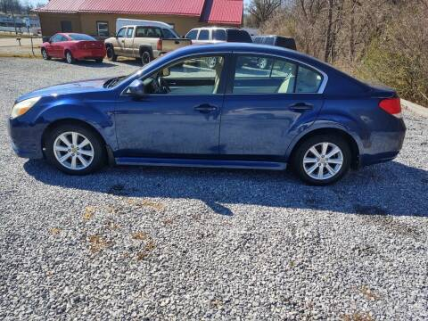 2010 Subaru Legacy for sale at Magic Ride Auto Sales in Elizabethton TN