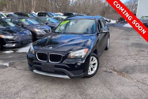 2013 BMW X1 for sale at Monster Cars in Pompano Beach FL