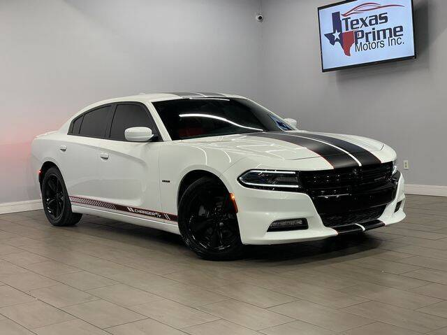 2016 Dodge Charger for sale at Texas Prime Motors in Houston TX
