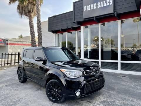 2014 Kia Soul for sale at Prime Sales in Huntington Beach CA