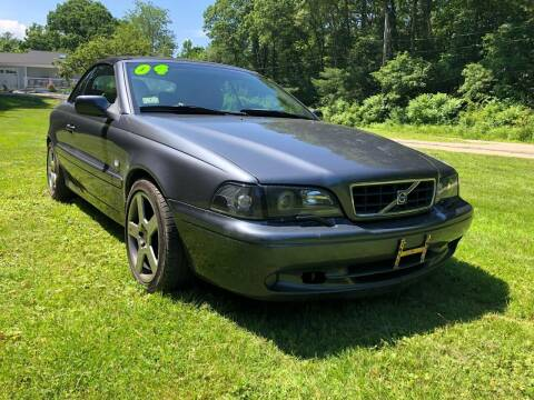 2004 Volvo C70 for sale at Specialty Auto Inc in Hanson MA