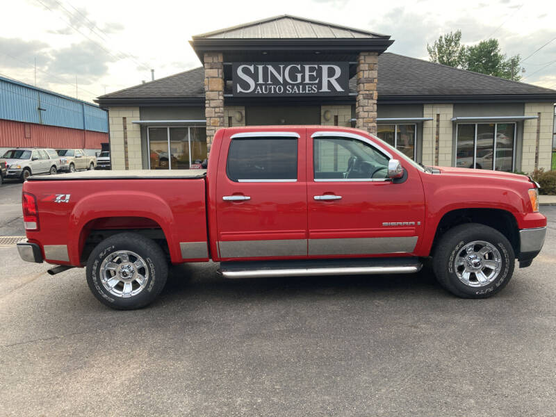 2008 GMC Sierra 1500 for sale at Singer Auto Sales in Caldwell OH
