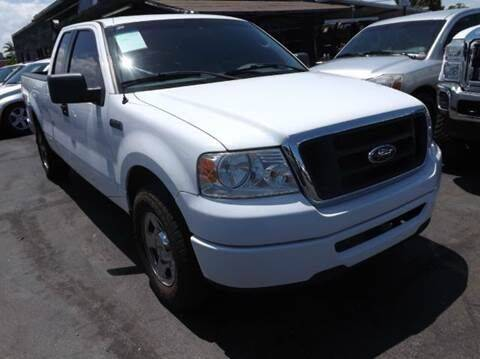 2005 Ford F-150 4dr SuperCab XL 4WD Styleside 6.5 ft. SB - Fort Lauderdale FL