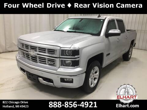 2015 Chevrolet Silverado 1500 for sale at Elhart Automotive Campus in Holland MI