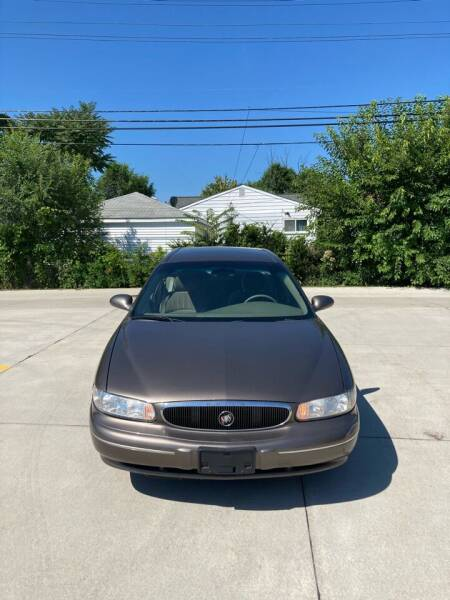 2003 Buick Century for sale at Suburban Auto Sales LLC in Madison Heights MI