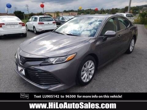 2020 Toyota Camry for sale at BuyFromAndy.com at Hi Lo Auto Sales in Frederick MD