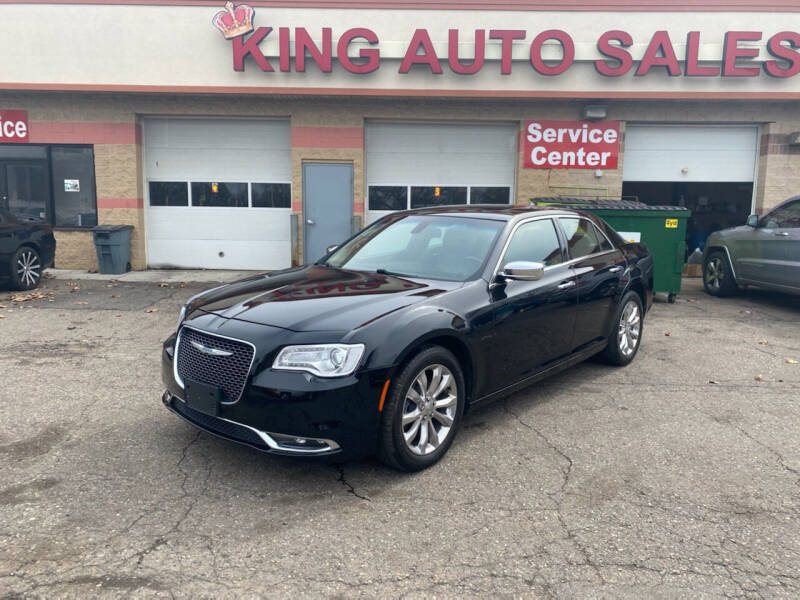 2016 Chrysler 300 for sale at KING AUTO SALES  II in Detroit MI