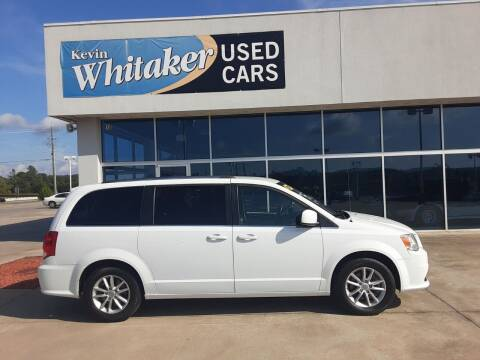 2019 Dodge Grand Caravan for sale at Kevin Whitaker Used Cars in Travelers Rest SC
