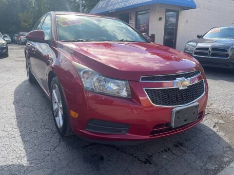 2013 Chevrolet Cruze for sale at Great Lakes Auto House in Midlothian IL