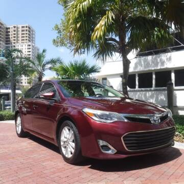 2015 Toyota Avalon for sale at Choice Auto in Fort Lauderdale FL