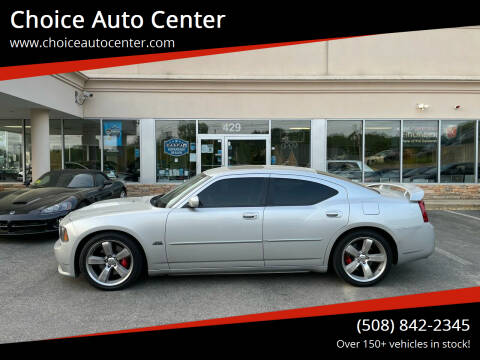 2006 Dodge Charger for sale at Choice Auto Center in Shrewsbury MA