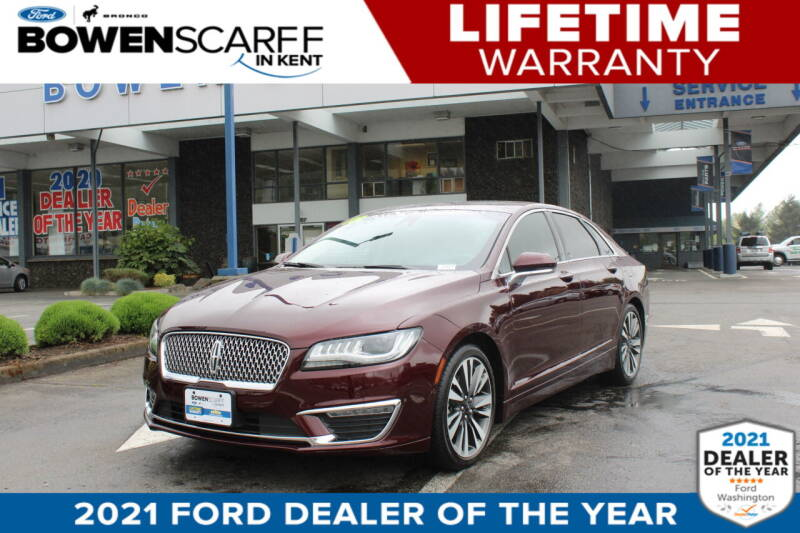 2018 Ford Fusion Hybrid for sale in Kent, WA