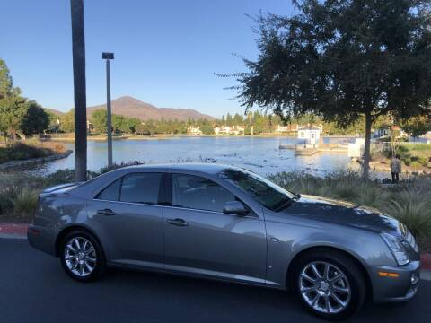 2006 Cadillac STS for sale at CARS FOR YOU in Lemon Grove CA