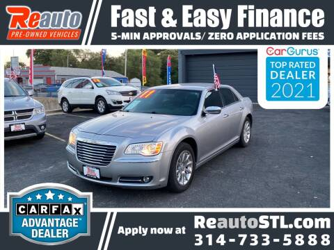 2011 Chrysler 300 for sale at Reauto in Saint Louis MO