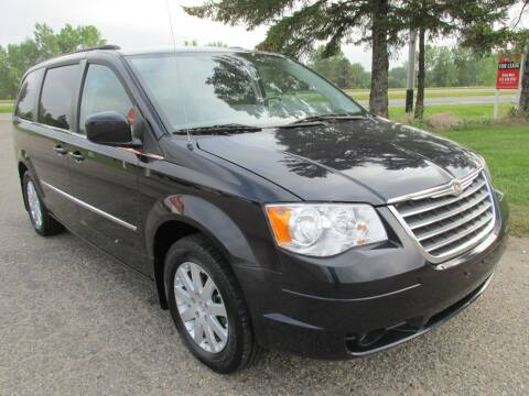 2010 Chrysler Town and Country for sale at Buy-Rite Auto Sales in Shakopee MN