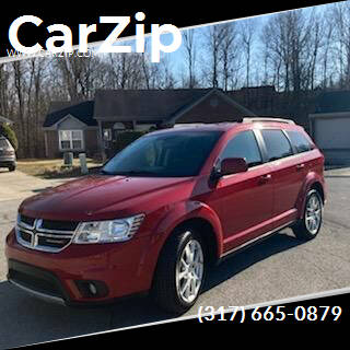 2016 Dodge Journey for sale at CarZip in Indianapolis IN