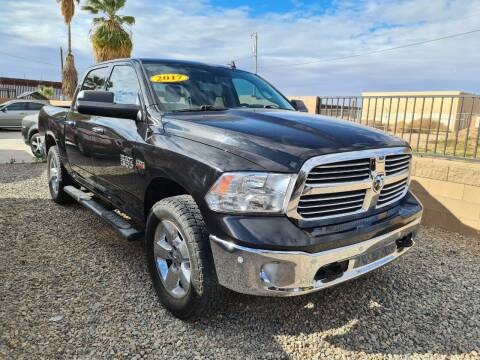 2017 RAM Ram Pickup 1500 for sale at A AND A AUTO SALES in Gadsden AZ