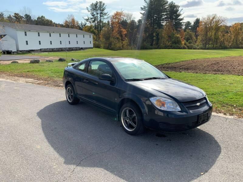 2008 Chevrolet Cobalt for sale at ds motorsports LLC in Hudson NH