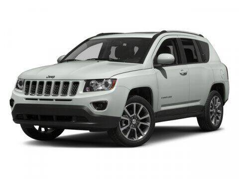 2015 Jeep Compass for sale at Strosnider Chevrolet in Hopewell VA