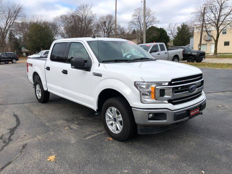 2019 Ford F-150 for sale at WILLIAMS AUTO SALES in Green Bay WI