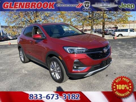 2020 Buick Encore GX for sale at Glenbrook Dodge Chrysler Jeep Ram and Fiat in Fort Wayne IN