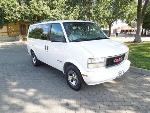 2001 GMC Safari for sale at Family Truck and Auto.com in Oakdale CA