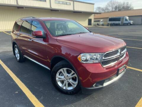 2013 Dodge Durango for sale at D3 Auto Sales in Des Arc AR