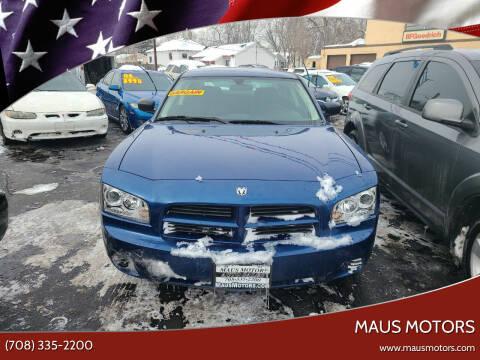2009 Dodge Charger for sale at MAUS MOTORS in Hazel Crest IL